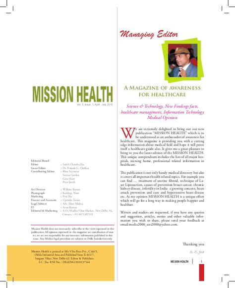 page layout editor online health magazine magazine design layout design magazine
