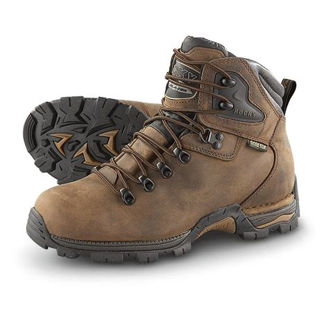 mens hiking boots s rocky 174 tex 174 trailblazer hiking boots
