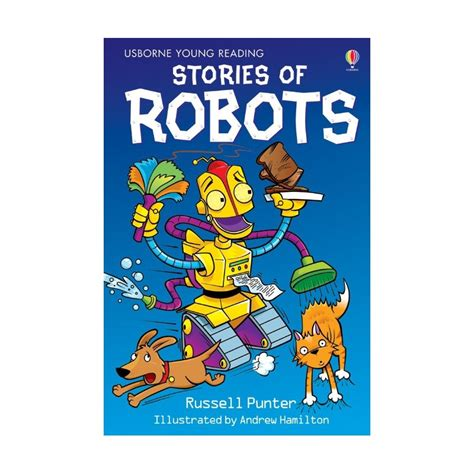 libro stories of robots young stories of robots cd english wooks