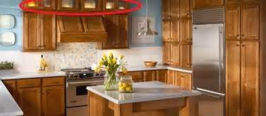Adding Cabinets Above Kitchen Cabinets by Empty Space Above My Kitchen Cabinets The Home Depot
