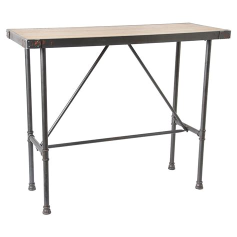 High Bar Table New Special Antique Pine Coffee Tables Wrought Iron High Bar Table Wood Console Table