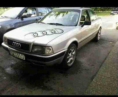 Audi 80 B4 2 0 E Motor by Audi Gebrauchtwagen Alle Audi 80 B4 G 252 Nstig Kaufen
