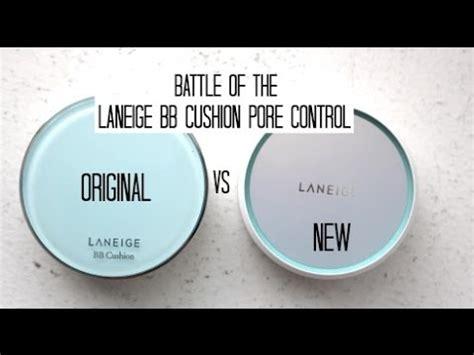 Jual Laneige Bb Cushion Original battle of the laneige bb cushion pore original vs new review demo amelia ristiyana