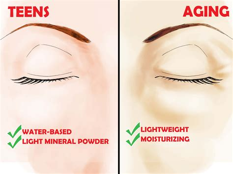 Base Makeup 4 ways to the right foundation makeup wikihow