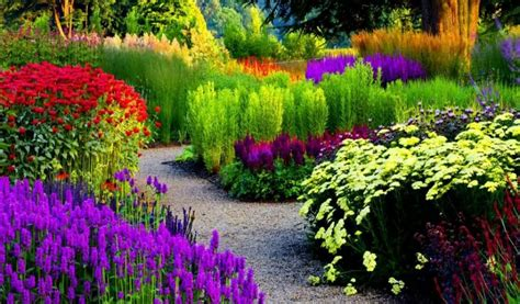 13 Of The Most Beautifully Designed Flower Gardens In The Flower Garden In The World