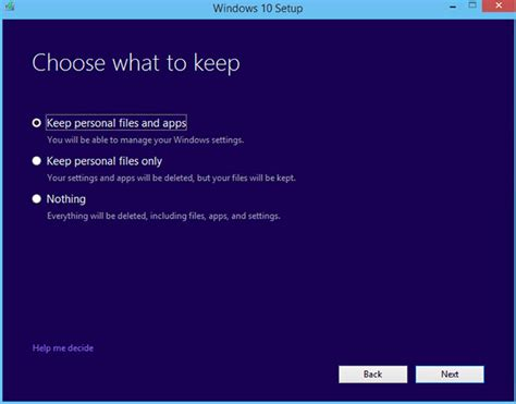 install windows 10 without losing files how to reinstall windows 10 without losing files technig