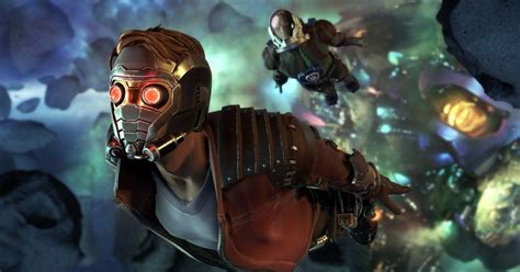 here s your look at here s your look at telltale s guardians of the galaxy