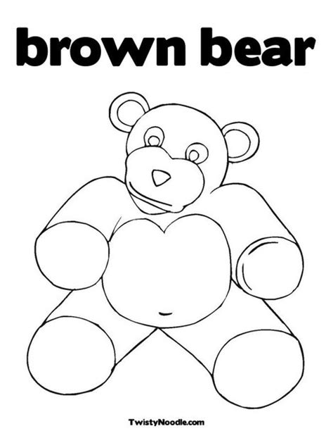 weather bear coloring pages pin preschool weather bear template coloring page on pinterest