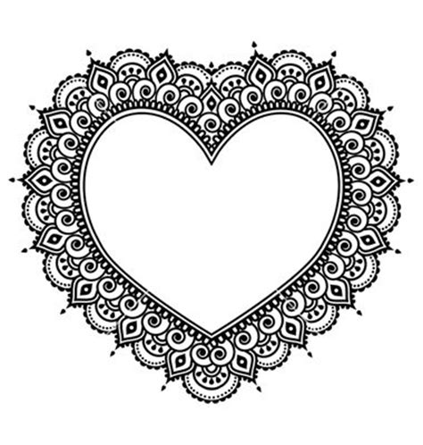 henna tattoo heart designs best 25 henna ideas on tattoed