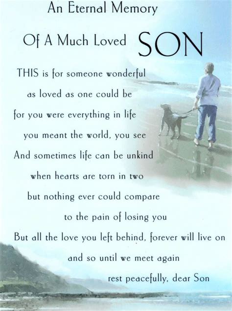 son images markmiss  sons quotes grief poems sons precious sons