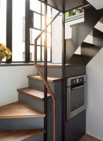 Stairs In Small House Ideas by 17 Best Ideas About Tiny House Stairs On Pinterest