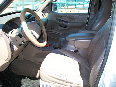1997 Ford Expedition Interior by Picture Of 1997 Ford Expedition 4 Dr Eddie Bauer 4wd Suv