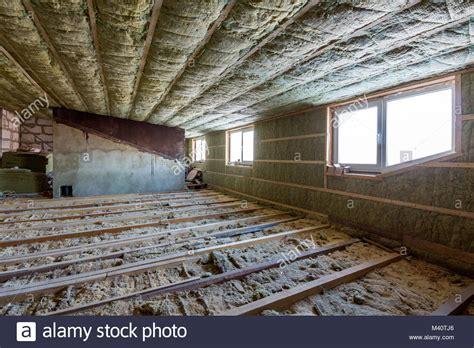 aislamiento techos 193 tico casa en construcci 243 n paredes y techos de buhardilla