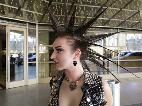 how to do punk the epic mohawks of punk rock bowling noisey