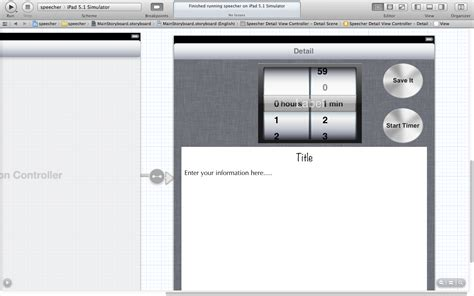 layout ios xcode ios xcode layout not appearing right in simulator or