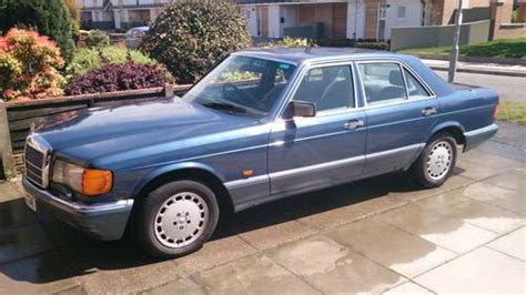 all car manuals free 1992 mercedes benz 300se parental controls mercedes w126 300se full 12 months mot sold 1992 on car and classic uk c387672