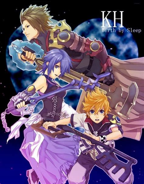 birth by sleep 17 best images about kh birth by sleep on