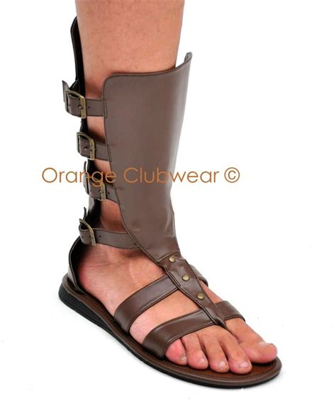 mens gladiator boots do these gladiator mens sandals make me look