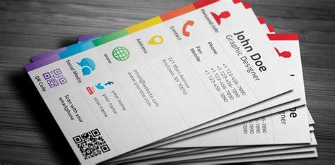 business cards with social media info template 10 maddeyle kartvizit tasarlarken dikkat etmeniz gerekenler