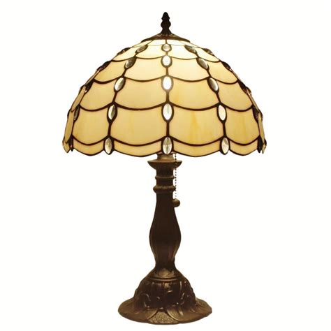 amora lighting tiffany l amora lighting 19 in tiffany style cascade table l
