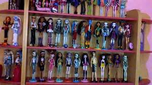 entire monster collection 44 dolls updated