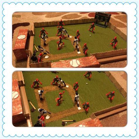 sports on pinterest 20 pins baseball diorama miniature sports pinterest dioramas