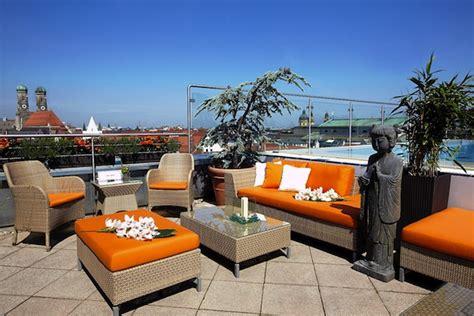 living roof resturant munich restaurant china moon roof terrace 3