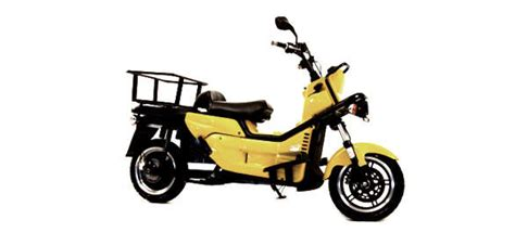 Elektro Motorrad Post by E Scooter F 252 R Die Post