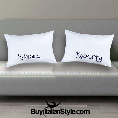 federe cuscino federe cuscini con scritte platecolorado