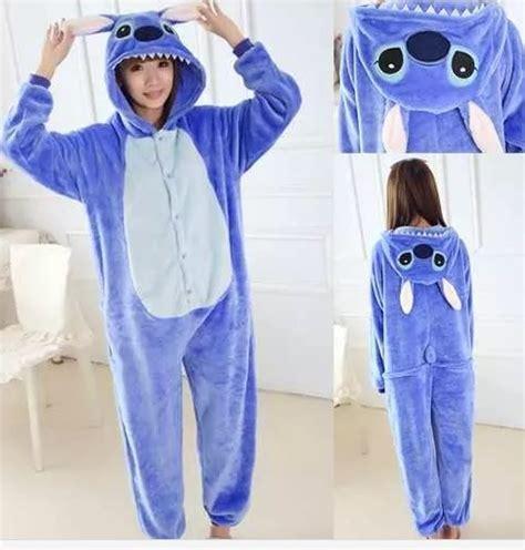 stitches pijama pijamas enteros pijama kigurumi stitch s m l xl