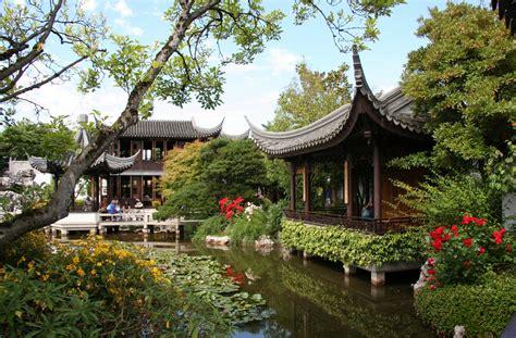 China Garden by Daffodils Daydreams Garden Visit Lan Su