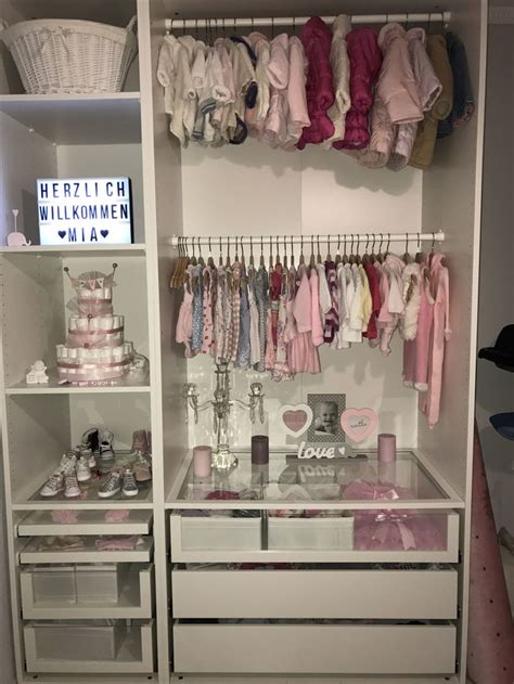ikeaitsagirlcloset baby room baby nursery closet ikea baby baby bedroom