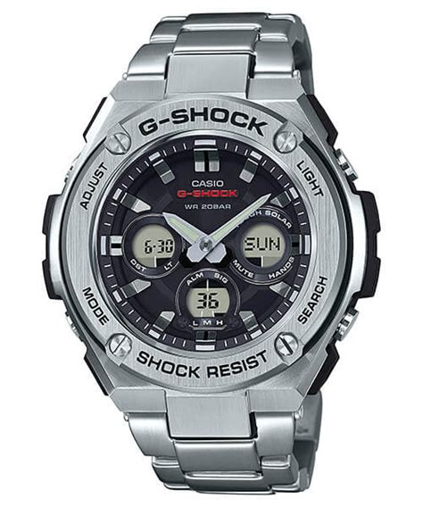 g shock g steel 300 series smaller mid size analog