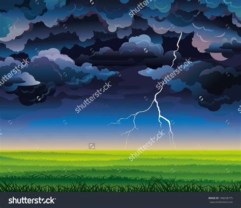 stormy sky clipart clipground