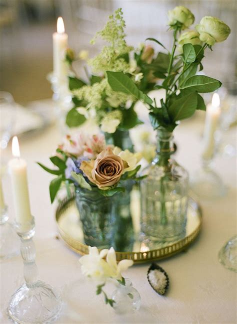 mirror table centerpieces sale 76 best bud vase floral examples images on pinterest
