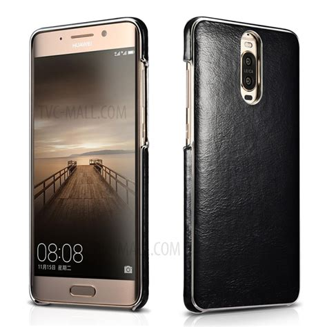 Skin Mate xoomz plated genuine leather skin pc phone for huawei mate 9 pro mate 9 porsche