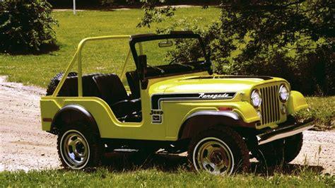 gelmis gecmis en iyi  jeep modeli