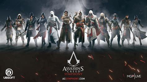 assassins creed symphony  begins