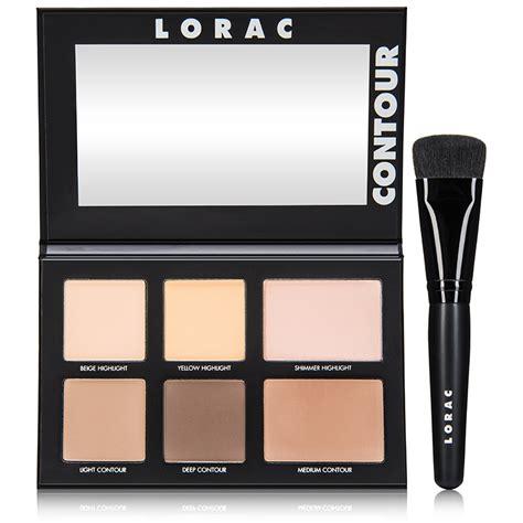 Lorac Cosmetic Pro Contour Pallete lorac cosmetics pro contour palette pro contour brush
