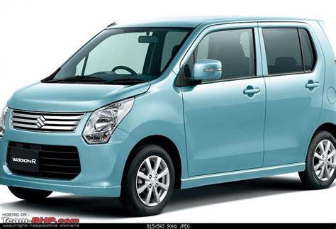 New Suzuki Wagon R Maruti Wagonr Test Drive Review Page 34 Team Bhp