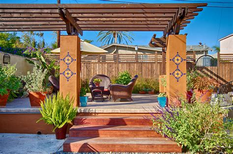 backyard in spanish san diego spanish backyard mediterranean patio san