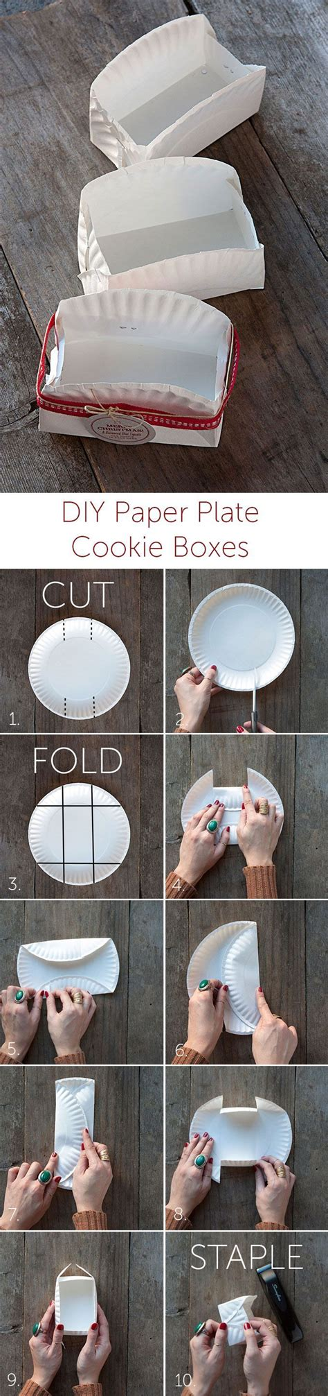 How To Make A Cookie Box Out Of Paper - 25 best ideas about bake sale packaging on