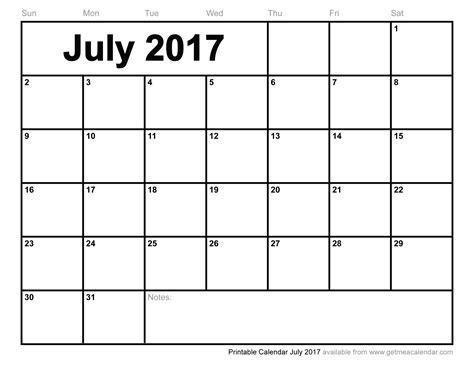 printable calendars july blank july 2017 calendar weekly calendar template