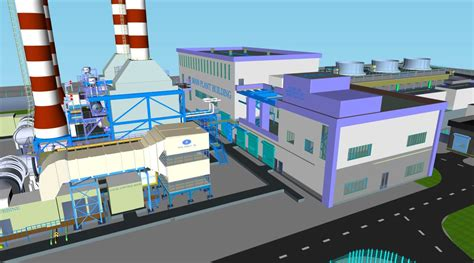 Bentley Lumenrt V2015 Animation Software Architecture And Modeling denver metro northern treatment plant project
