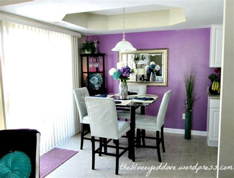 get your color on purple the decor guru