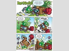 Bad Piggies Comic (all parts) | AngryBirdsNest Eagle Coloring Pages Free