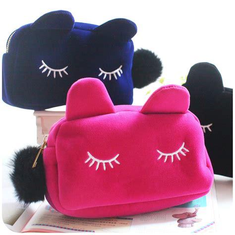 Dompet Minni Cat tas genggam dompet clutches wanita cat black jakartanotebook