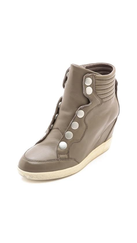 Sneakers Wedges Import Original Gold And Silver Best Seller top 15 wedge sneakers review 2018