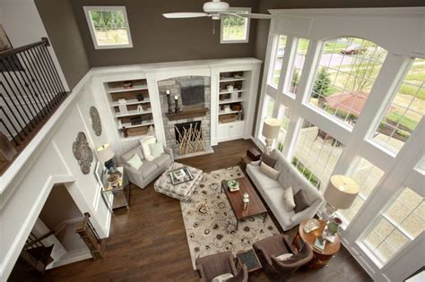 the room story 11 best images about two story family room on family room layouts fireplaces