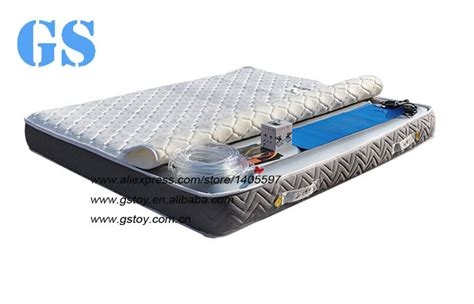 Air Mattress Water by 2 Person Comfortable Water Air Mattress Bed